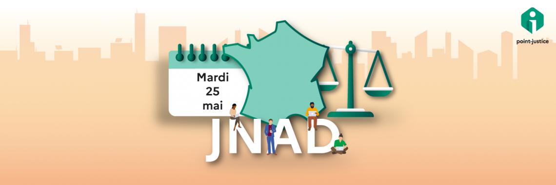 CDAD Gironde - Le 25 mai 2021 se déroulait la 4ème édition de la Journée Nationale de l'Accès au Droit !