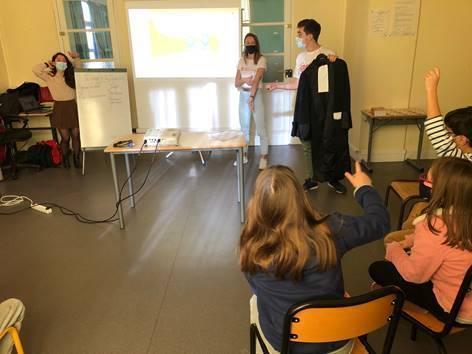 CDAD Gironde - La Journée des Droits de l'Enfant s'est déroulée le 20 novembre 2020, permettant l'organisation de nombreux événements en France.