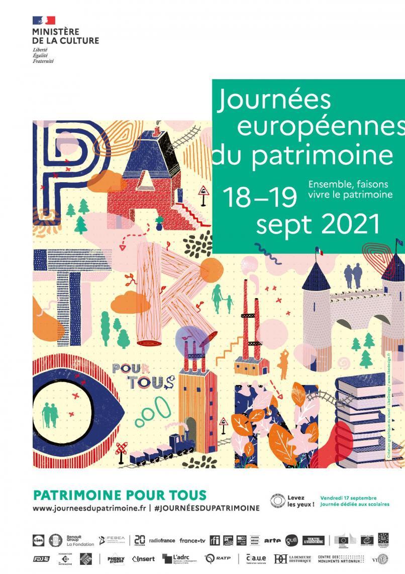 CDAD Gironde - Les Journées Européennes du Patrimoine au Tribunal judiciaire et à la Cour d'appel de Bordeaux étaient le 18/09/21 !