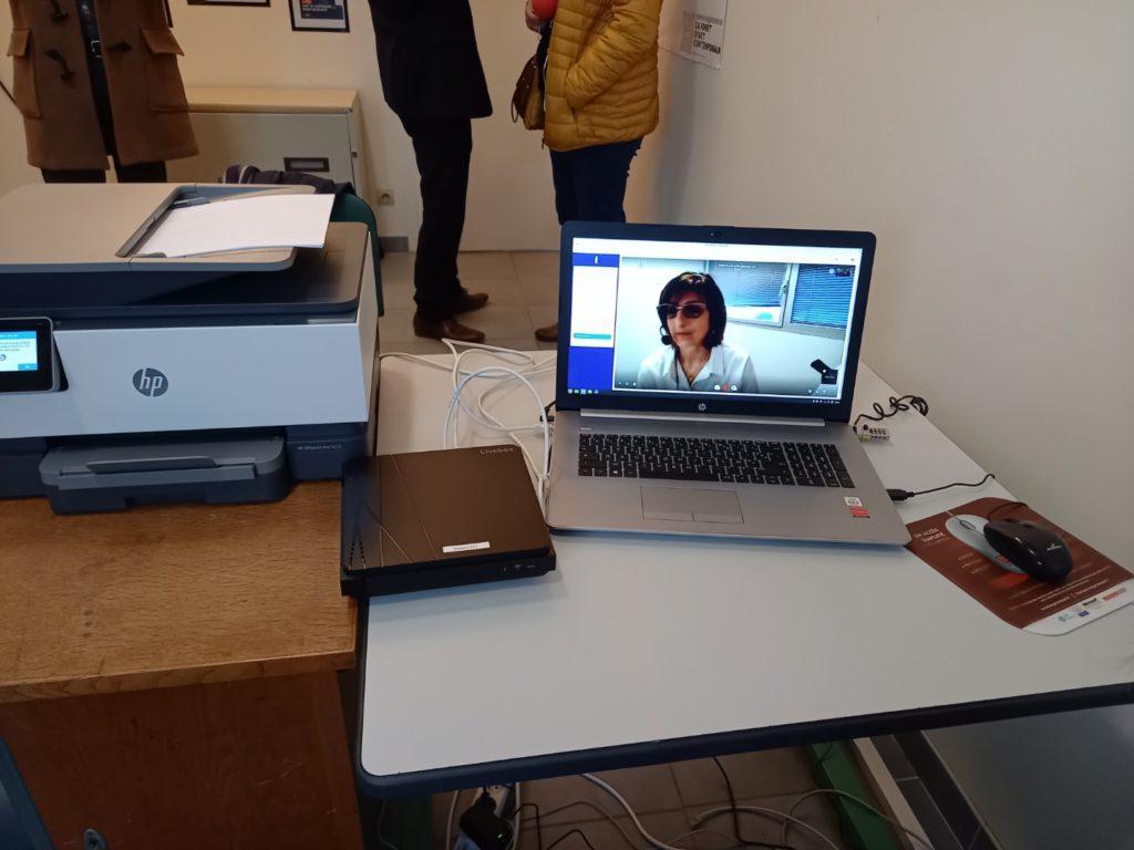 CDAD Gironde - Le CDAD 33 lance son expérimentation de permanences d'accès au droit en visioconférence !