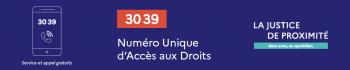 La justice de proximité: 3039, justice.fr et les points-justice !
