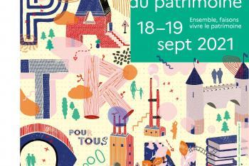 Les Journées Européennes du Patrimoine au Tribunal judiciaire et à la Cour d'appel de Bordeaux étaient le 18/09/21 !